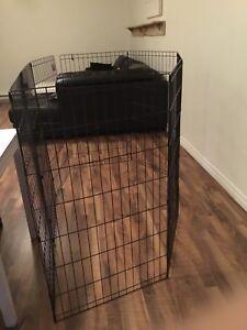 Cage pour animaux, enclos