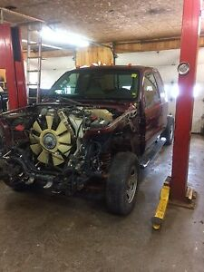 2008 F250 6.4 powerstroke parting out