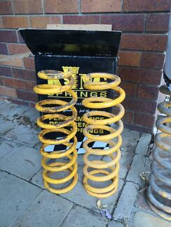 4x4 King Springs Coil Performance Springs Barellan Point Ipswich City Preview