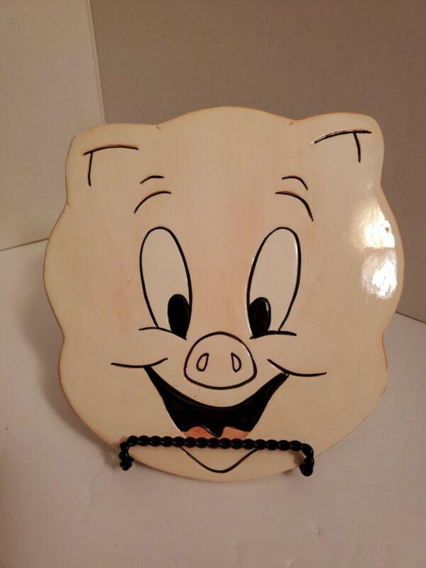 Warner Brothers Porky Pig Trivet