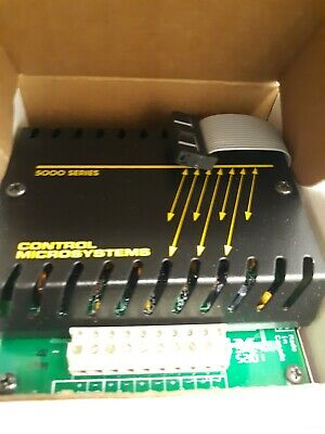 Scadapackcontrol Microsystems 5000 Series Analog Output Model 5302 Part 297176