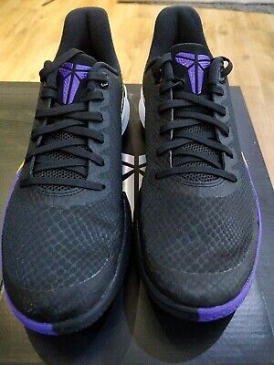 Nike x Kobe Bryant Black Mamba Focus Lakers UK 8 Deadstock