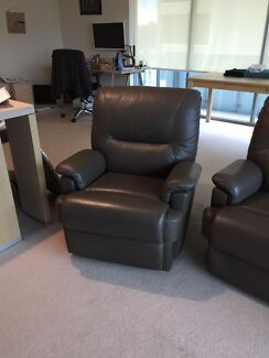 Leather sofas HAVE TO GO THIS WEEKEND