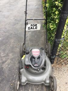 Lawnmowers for sale $120