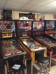 Pinball Machines WANTED