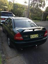 1998 Mitsubishi Lancer Berowra Hornsby Area Preview