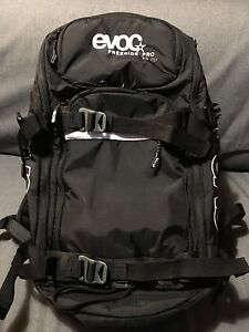 EVOC Freeride Pro 20L avalanche backpack