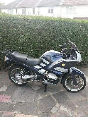 BMW R1150RS 2002.NEW MOT SERVICED HISTORY IDEAL WINTER HACK