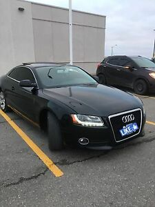 2010 Audi A5 2.0T Quattro S Line Rebuilt Title