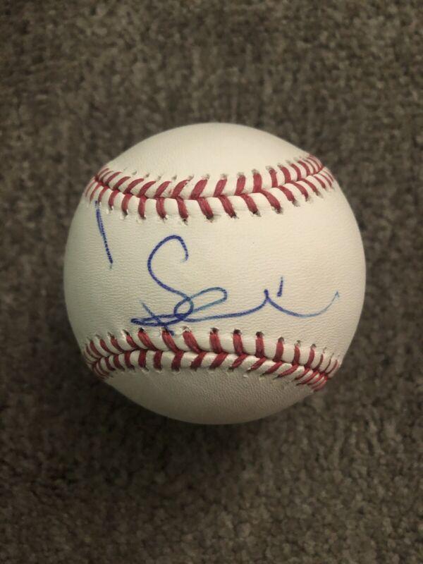 Jerry Seinfeld Actor/Comedian Signed Baseball PSA COA