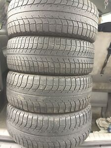 4-205/55R16 Michelin X-ICE