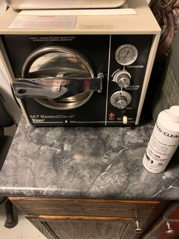 Midmark Ritter M7 SpeedClave Sterilizer