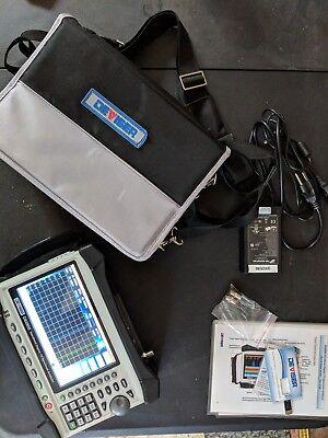 Deviser Ds2800 Handheld Spectrum Analyzer