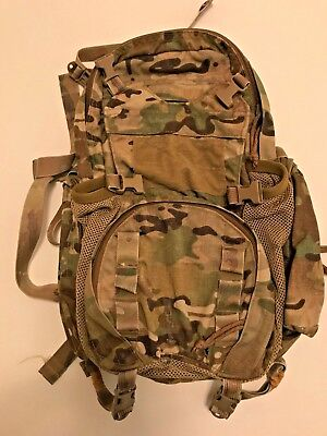 Eagle Industries SOFLCS Multicam Beaver Tail Assault Pack Bag BTAP - Damage