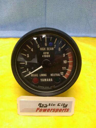 Yamaha XS500 TX500 Tach  74 75 MPN# 371-83540-03-00