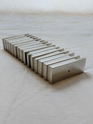 Large Neodymium N52 Block Magnet Strong Rare Earth 3x1-18x14
