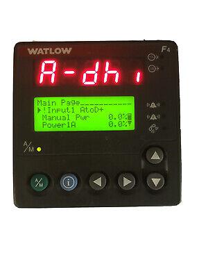 Watlow F4ph-faab-01rg Process Controller