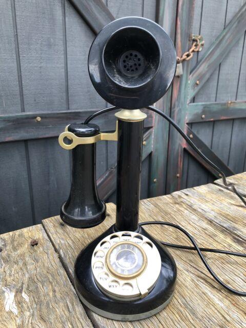 Original Antique Candlestick Telephone Antiques