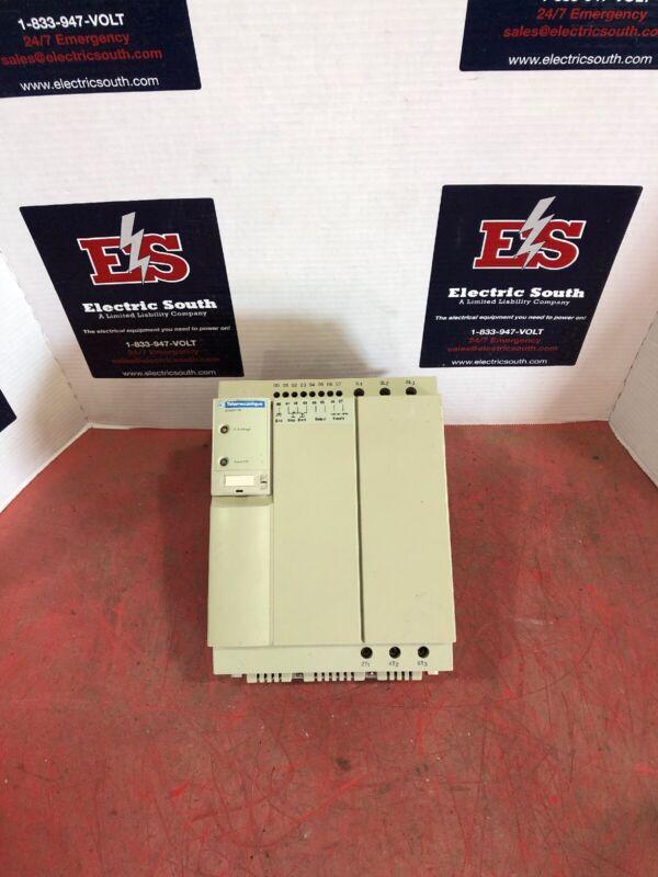 Telemecanique Soft Start ATS01N285LY 60 HP 480 Volt