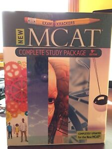 MCAT Books - Examkrackers