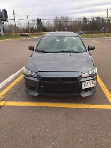 2009 lancer ready for winter