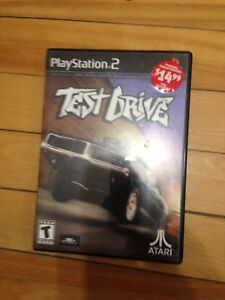 Test drive for PlayStation 2