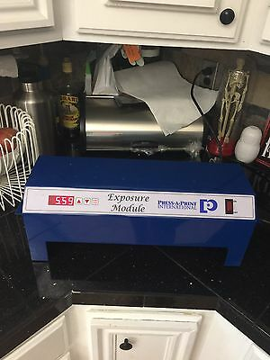 Press A Print Exposure Module - 18 Inch
