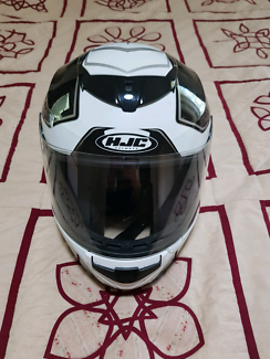 Motorbike Helmet HJC Large - Excellent Condition