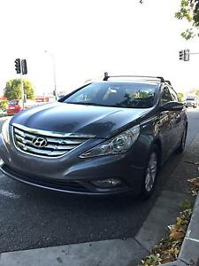 2013 Hyundai i45 factory warranty rego safety certificate Margate Redcliffe Area Preview