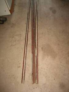 COPPER EARTH RODS 1.8M LONG ELECTRIC FENCING, EARTHING, GROUNDING Buderim Maroochydore Area Preview