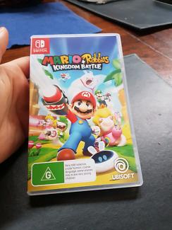 Nintendo switch mario rabbids