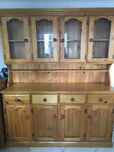Cabinet and hutch Warners Bay Lake Macquarie Area Preview