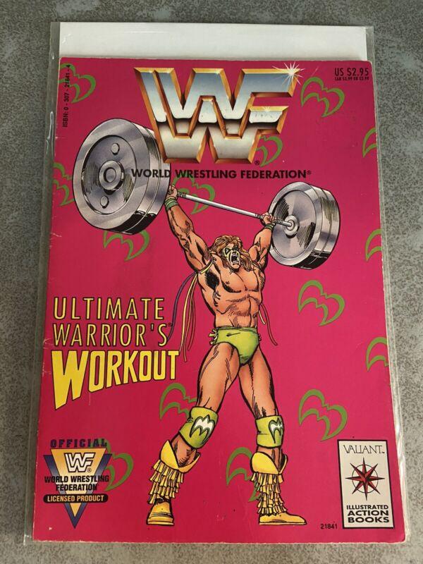WWF WWE WCW Ultimate Warrior