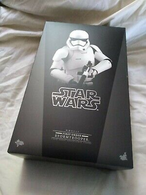 Hot Toys - 1/6 Star Wars Figure - MMS317 -  First Order Stormtrooper