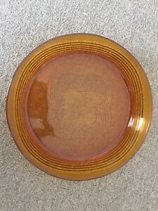 Retro Vintage Servingware Kitchenware Baking Glass Dish Cooking