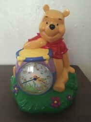 Disney's Winnie The Pooh Bank With Alarm Clock