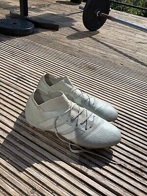 adidas Nemeziz 18.1 Mens FG Football Boots UK 8.5