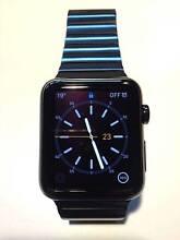 Apple Watch 42mm Space Black stainless steel case & link bracelet Kewarra Beach Cairns City Preview