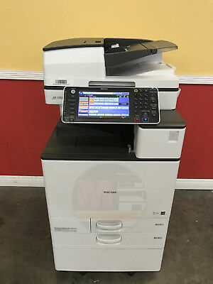 Ricoh Aficio Mp C2003 Color Laser Mfp Printer Copier Scanner Sra3 A3 20ppm C2503