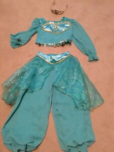 Princess jasmine kids costume
