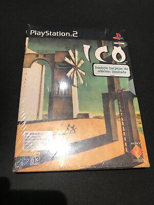 ICO Edición Especial Play Station 2 PS2 Pal ESPAÑOL NUEVO PRECINTADO A...