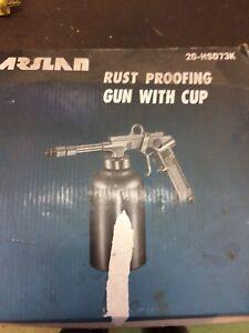 Undercoat gun