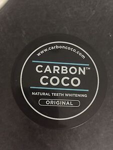 Carbon coco teeth whitening