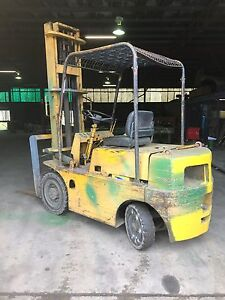 1974 Mitzi 3t fork lift Johns River Greater Taree Area Preview