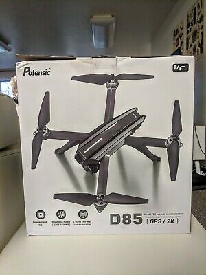 Potensic D85 FPV GPS Drone with 2K HD Camera Alight Video, 5G WiFi RC Quadcopter