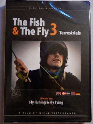 The Fish and the Fly 3 Terrestrials Fliegenfischen