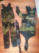 Spearfishing dive suit Beaconsfield Upper Cardinia Area Preview