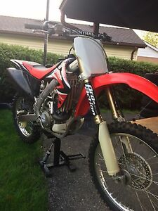 2007 Honda CRF450R for sale