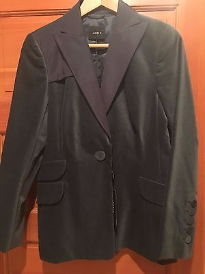 A-K-R-I-S- Akris MISTRAL evening blazer jacket - Size 10 - NEW with tags NWT for sale  Shipping to Canada