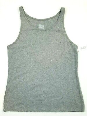 Gilligan & O'Malley Womens Sleep Cami Tank Top XS S M L XL XXL Heather Gray -